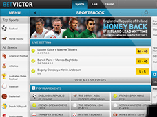 BetVictor Casino Android