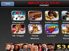 Bovada on Android