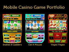 mFortune Casino Games