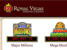 Royal Vegas Casino Android