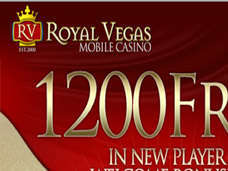 Royal Vegas Casino On Android