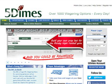 5Dimes Mobile Review